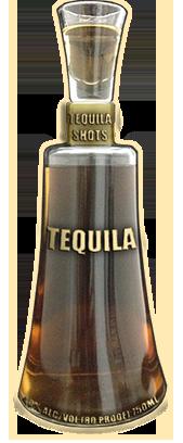shot glass bottle